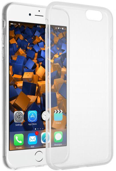 TPU Hülle Ultra Slim transparent für Apple iPhone 6 Plus / 6s Plus