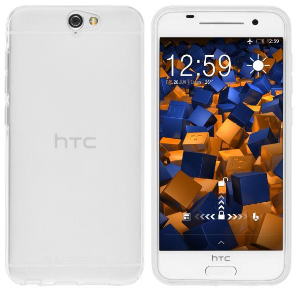 TPU Hülle weiß transparent für HTC One A9