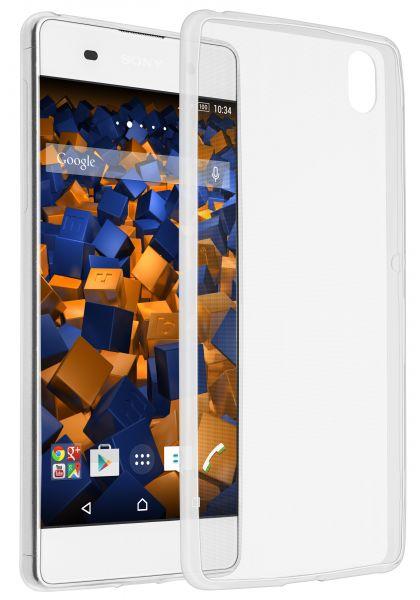 TPU Hülle Ultra Slim transparent für Sony Xperia XA