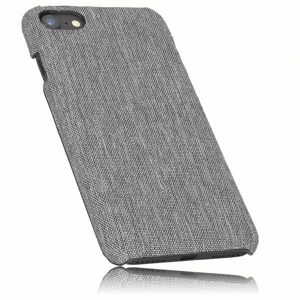 Hard Case Hülle fineline grau für Apple iPhone 8 / 7
