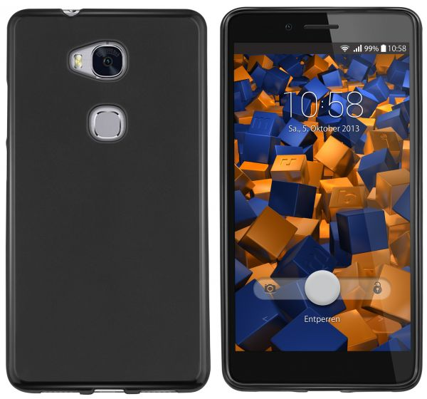 TPU Hülle schwarz für Huawei Honor 5X