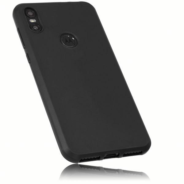 TPU Hülle schwarz für Motorola One