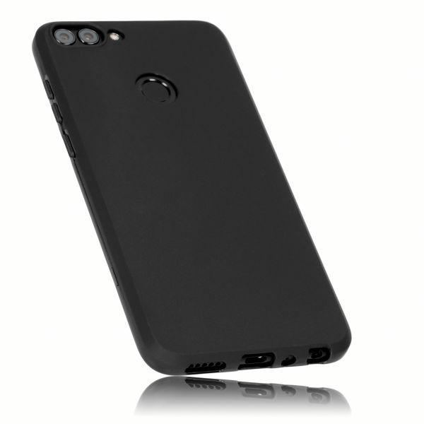 TPU Hülle schwarz für Huawei P Smart