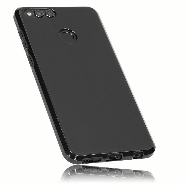 TPU Hülle schwarz für Huawei Honor 7X