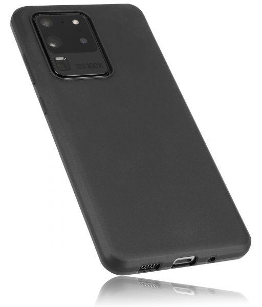 TPU Hülle schwarz für Samsung Galaxy S20 Ultra
