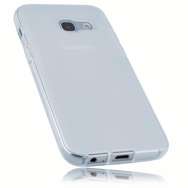 TPU Hülle weiß transparent für Samsung Galaxy A3 (2017)