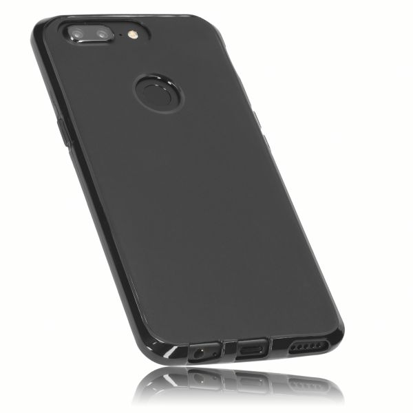 TPU Hülle schwarz für OnePlus 5T