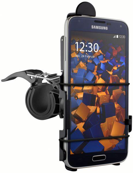 Fahrrad- Motorradhalterung für Samsung Galaxy S5 / S5 Neo