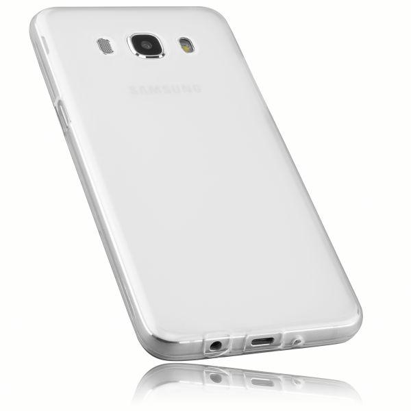 TPU Hülle weiß transparent für Samsung Galaxy J5 (2016)