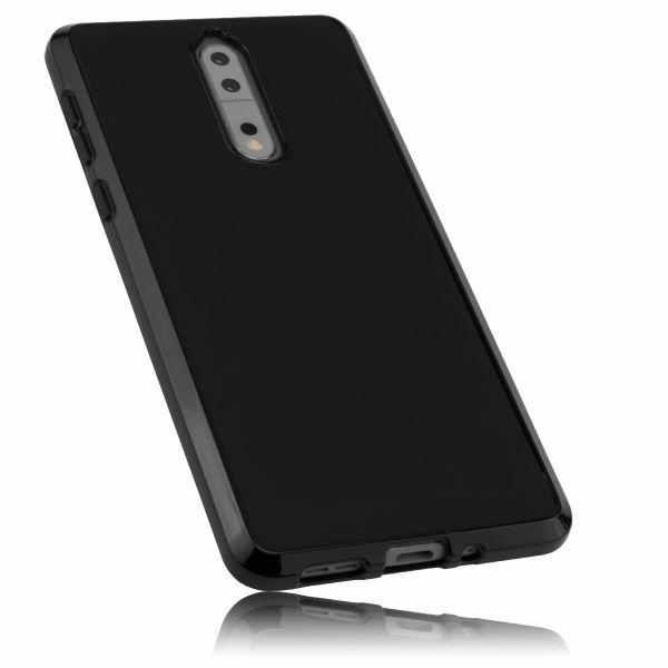 TPU Hülle schwarz für Nokia 8