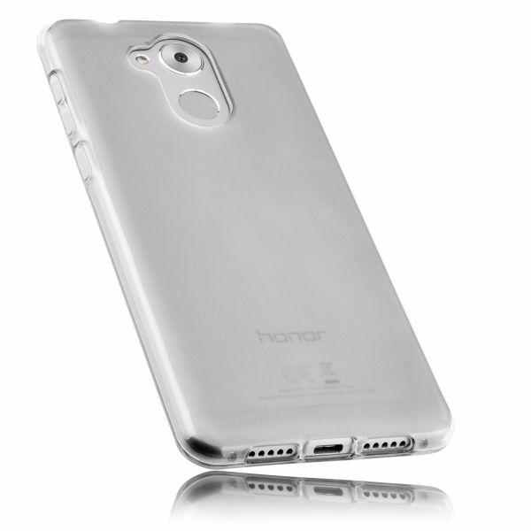 TPU Hülle weiß transparent für Huawei Honor 6C
