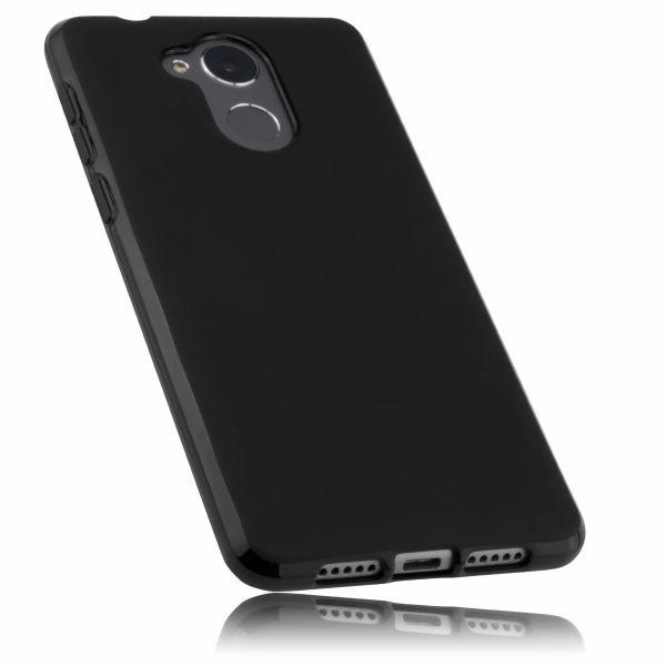 TPU Hülle schwarz für Huawei Honor 6C