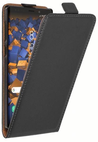 Flip Case Tasche schwarz für Samsung Galaxy Note 9