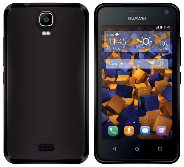 TPU Hülle schwarz für Huawei Y3