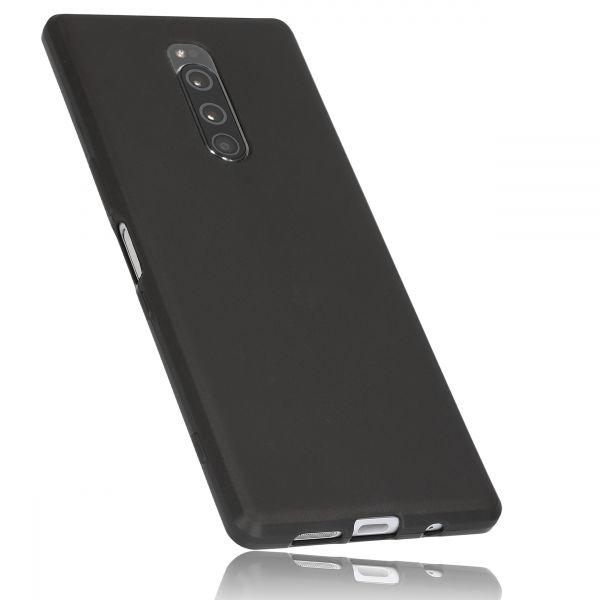 TPU Hülle schwarz für Sony Xperia 1