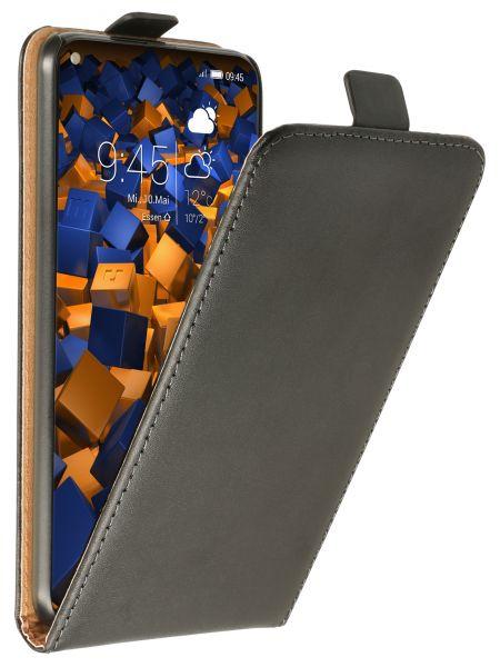 Flip Case Tasche schwarz für Huawei Honor View 20