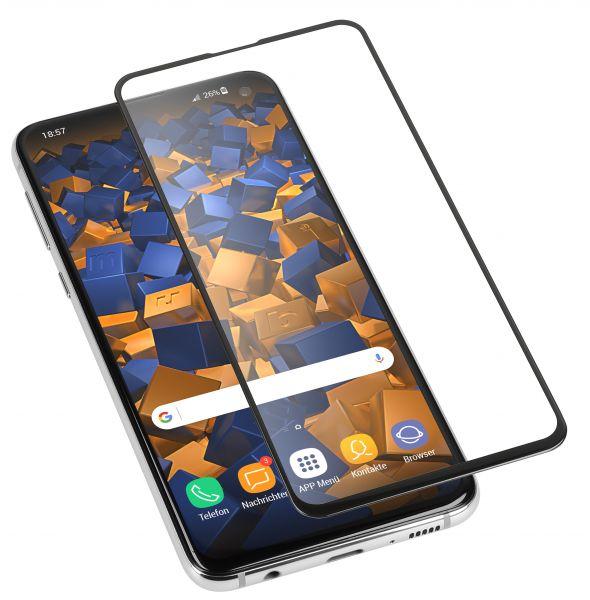 3D Panzerglasfolie Full Cover 6H transparent für Samsung Galaxy S10e