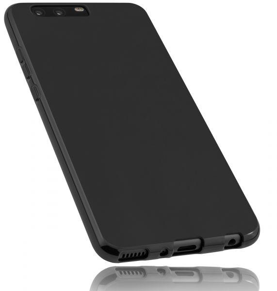 TPU Hülle schwarz für Huawei P10 Plus