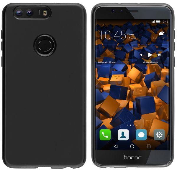 TPU Hülle schwarz für Huawei Honor 8
