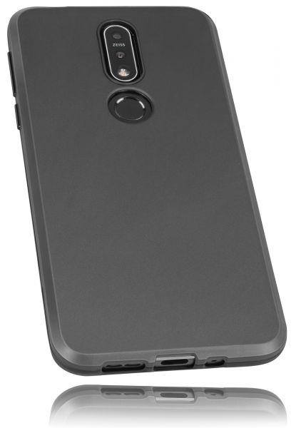 TPU Hülle schwarz für Nokia 7.1