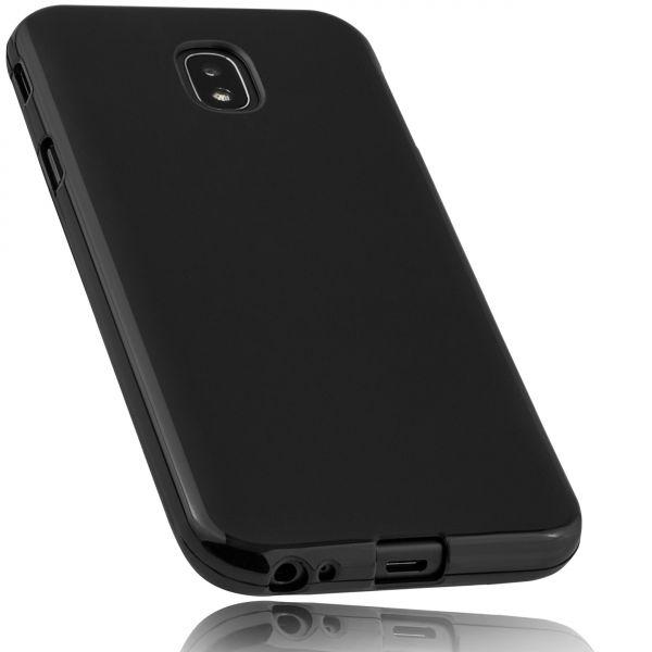 TPU Hülle schwarz für Samsung Galaxy J3 (2017)
