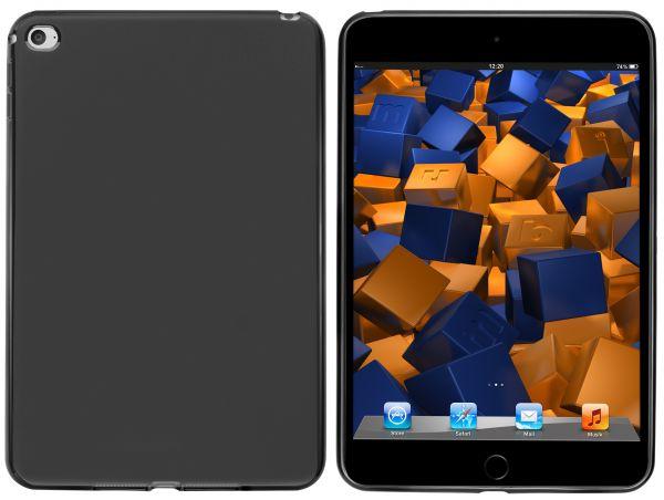 TPU Hülle schwarz für Apple iPad mini 4 (2015)