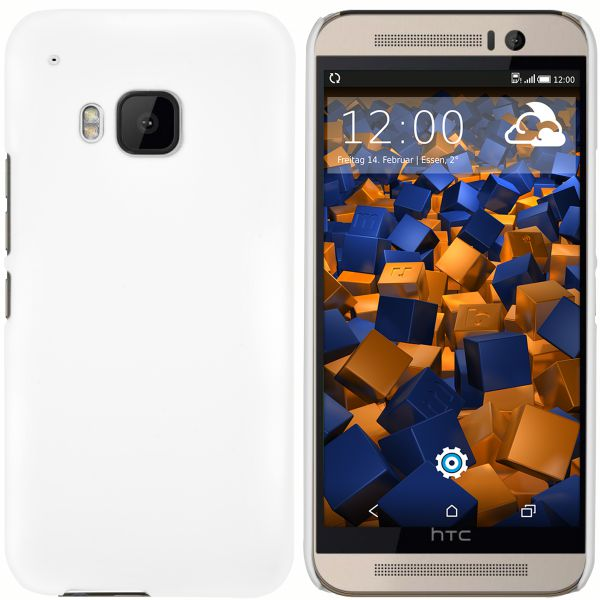 Hard Case Hülle weiß für HTC One M9