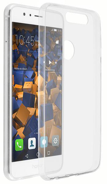 TPU Hülle Ultra Slim transparent für Huawei Honor 8