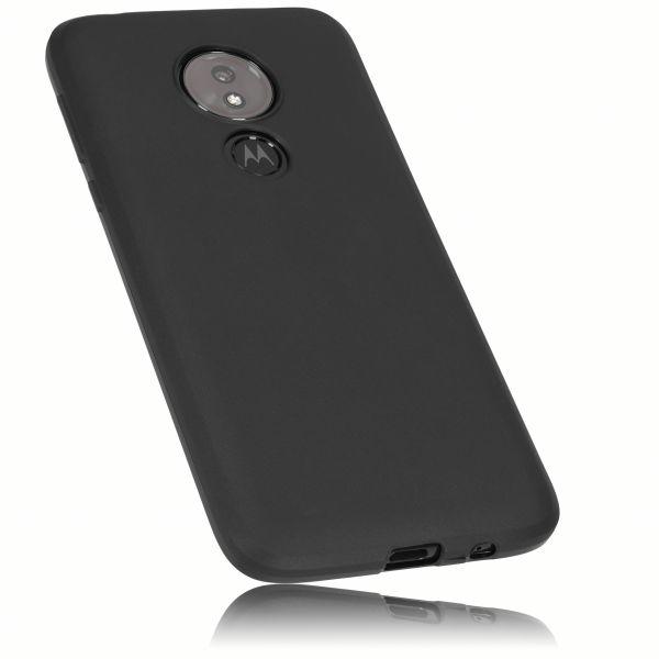 TPU Hülle schwarz für Motorola Moto G7 Power
