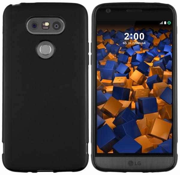 TPU Hülle schwarz für LG G5