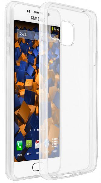 TPU Hülle Ultra Slim transparent für Samsung Galaxy A3 (2016)