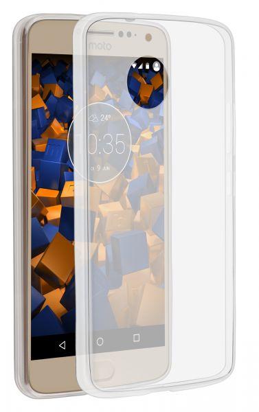 TPU Hülle Ultra Slim transparent für Motorola Moto E4 Plus