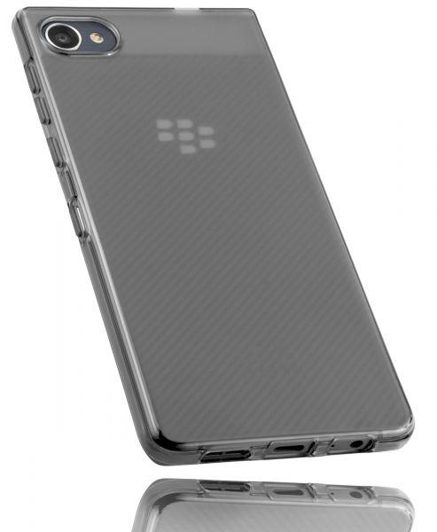 TPU Hülle weiß transparent für Blackberry Motion