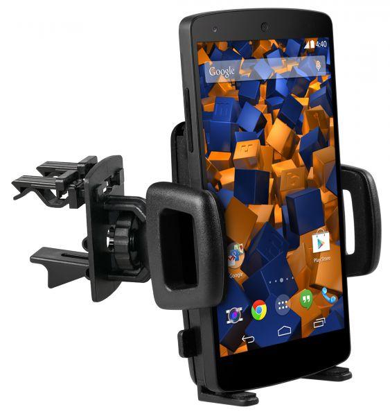Lüftungsschlitz KFZ Halterung Vent Mount Kugelgelenk für LG Google Nexus 5