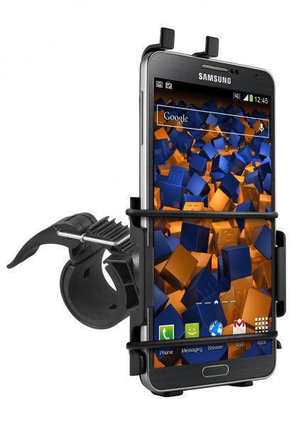 Fahrrad- Motorradhalterung für Samsung Galaxy Note 3