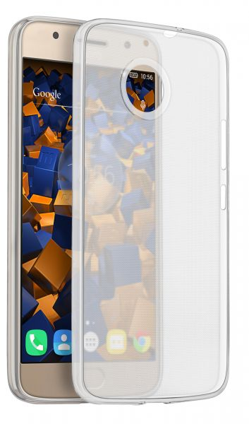 TPU Hülle Ultra Slim transparent für Motorola Moto G5S