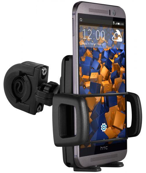 Fahrrad- Motorradhalterung TwoSave für HTC One M9