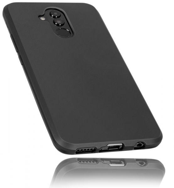 TPU Hülle schwarz für Huawei Mate 20 Lite