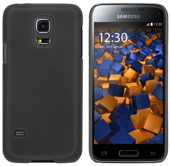 Hard Case Hülle schwarz für Samsung Galaxy S5 Mini