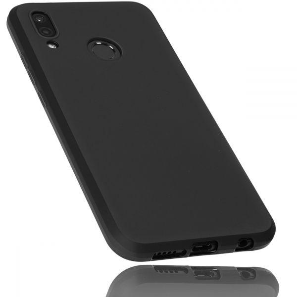 TPU Hülle schwarz für Huawei P20 Lite