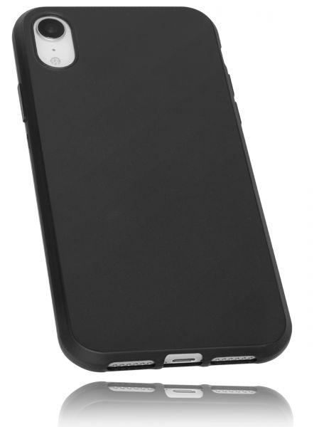 TPU Hülle schwarz für Apple iPhone XR