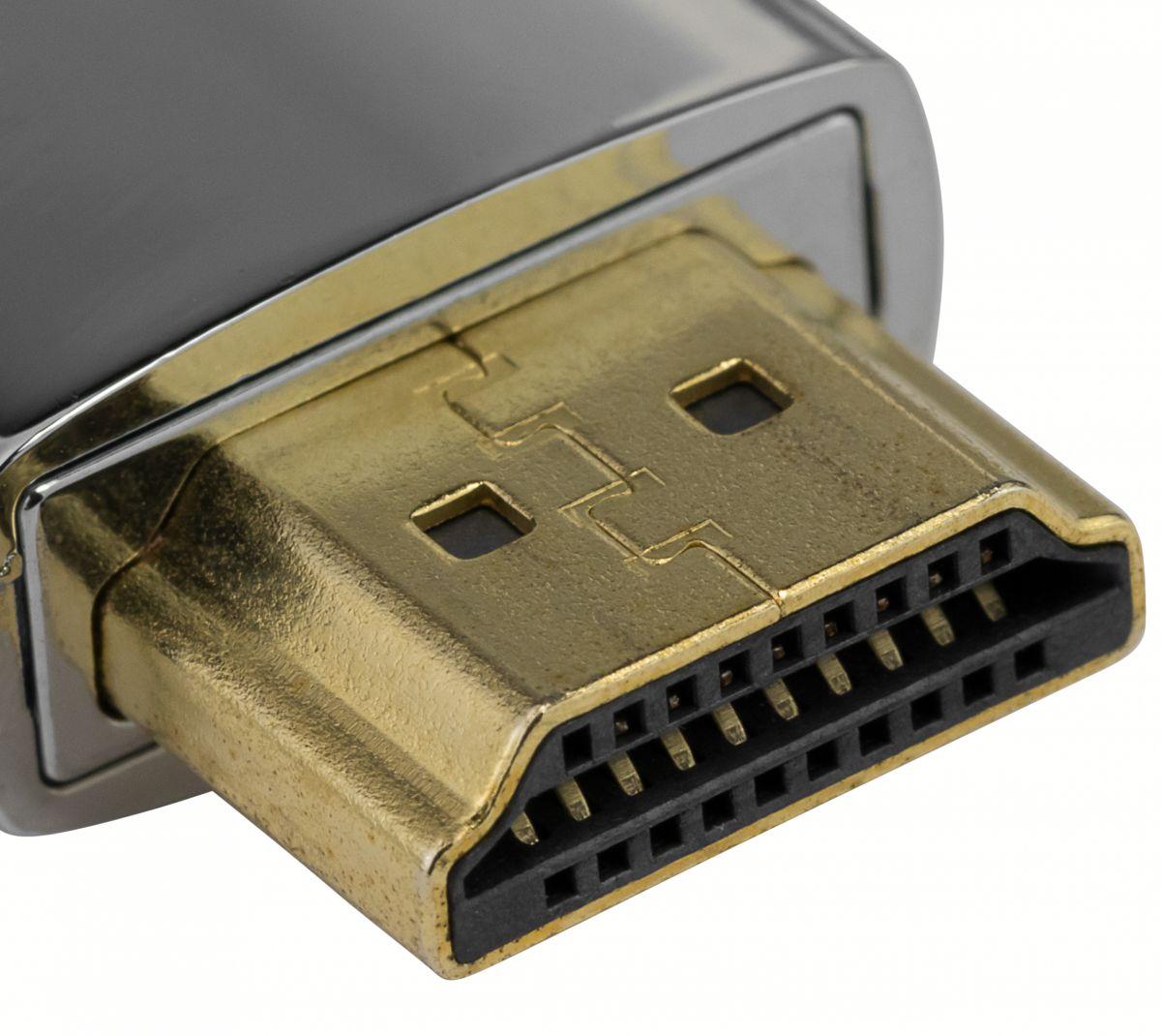 mumbi ultrathin hdmi kabel 2 0 ultra hd 4k 3d hdr uhd high. Black Bedroom Furniture Sets. Home Design Ideas